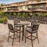 woven modern patio furniture