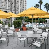 patio relaxed sling furniture