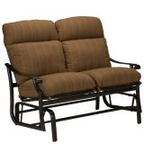 cushion outdoor double glider